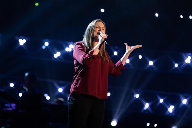 Lara, The Voice UK (ITV)