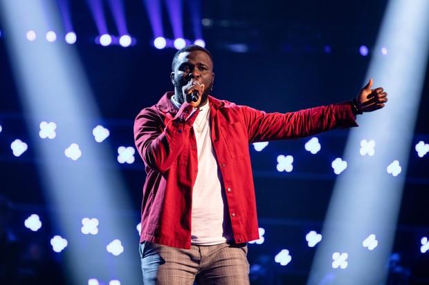 Zion The Voice UK (ITV)