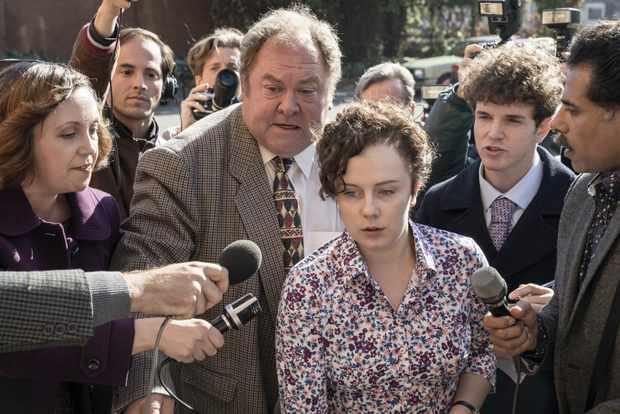 Julie Mugford in ITV's White House Farm