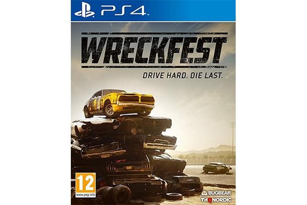 Wreckfest PS4 game