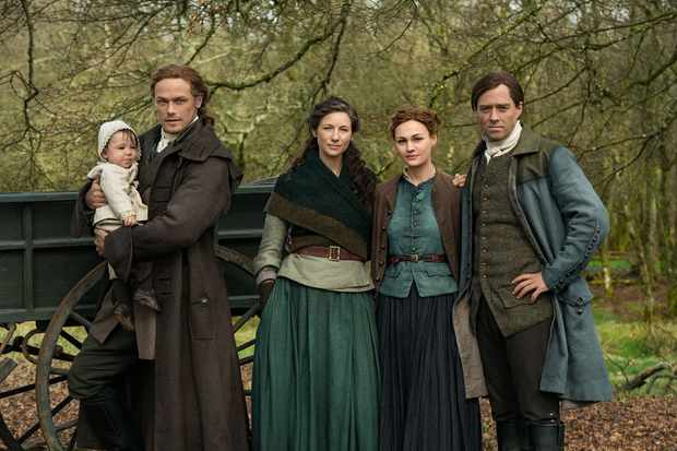 Outlander series five