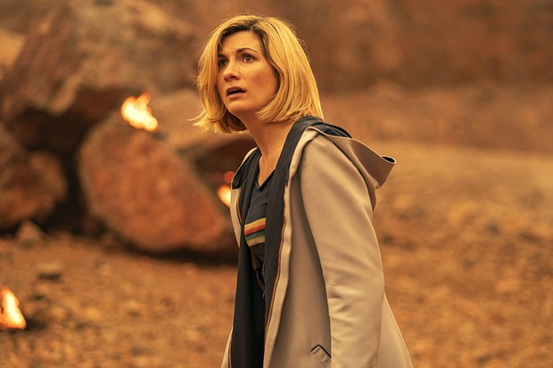 Which is the scariest Doctor Who monster of all time?