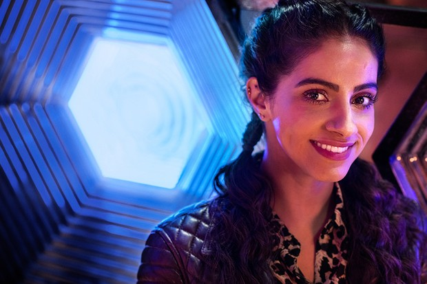 Mandip Gill responds to Doctor Who exit rumours