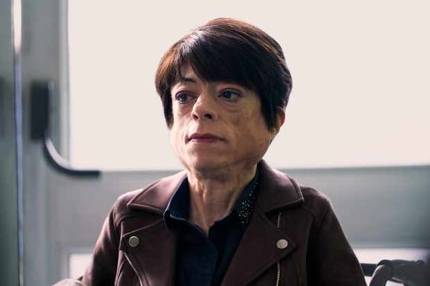 Programme Name: Silent Witness XXIII - TX: n/a - Episode: Ep 8 (No. 8) - Picture Shows:  Clarissa Mullery [LIZ CARR] - (C) BBC - Photographer: Sally Mais