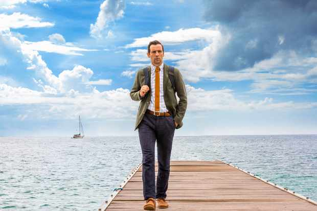 Ralf Little joins Death in Paradise S9