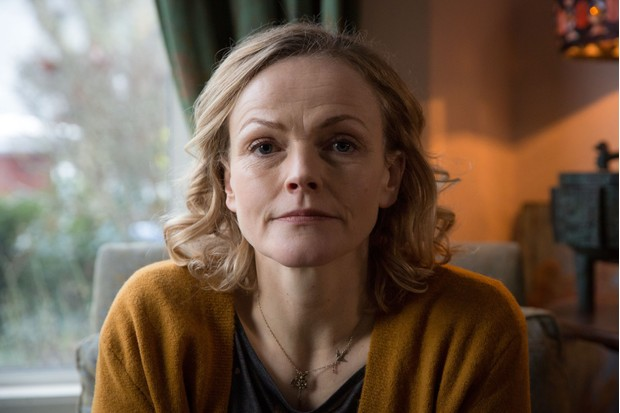 Programme Name: Inside No. 9 Series 5 - TX: n/a - Episode: Thinking Out Loud (No. 5) - Picture Shows:  Nadia (MAXINE PEAKE) - (C) BBC - Photographer: Jack Barnes