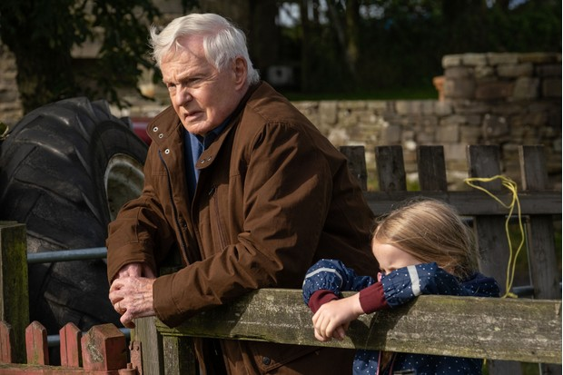 WARNING: Embargoed for publication until 00:00:01 on 18/02/2020 - Programme Name: Last Tango In Halifax Series 5 - TX: 23/02/2020 - Episode: n/a (No. 1) - Picture Shows:  Alan (DEREK JACOBI) - (C) Lookout Point - Photographer: Matt Squire