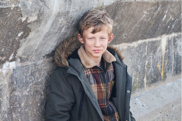 WARNING: Embargoed for publication until 00:00:01 on 18/02/2020 - Programme Name: Last Tango In Halifax Series 5 - TX: 23/02/2020 - Episode: n/a (No. n/a) - Picture Shows:  Harrison (LIAM MCCHEYNE) - (C) Lookout Point - Photographer: Matt Squire