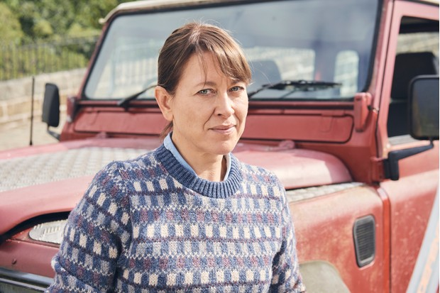 WARNING: Embargoed for publication until 00:00:01 on 18/02/2020 - Programme Name: Last Tango In Halifax Series 5 - TX: 23/02/2020 - Episode: n/a (No. n/a) - Picture Shows:  Gillian (NICOLA WALKER) - (C) Lookout Point - Photographer: Matt Squire