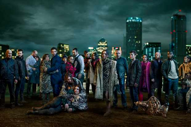 EastEnders 35th cast