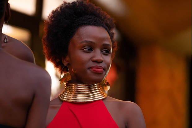 WARNING: Embargoed for publication until 00:00:01 on 25/02/2020 - Programme Name: Noughts & Crosses - TX: 05/03/2020 - Episode: n/a (No. 1) - Picture Shows:  Sephy Hadley (MASALI BADUZA) - (C) Mammoth Screen - Photographer: Ilze Kitshoff