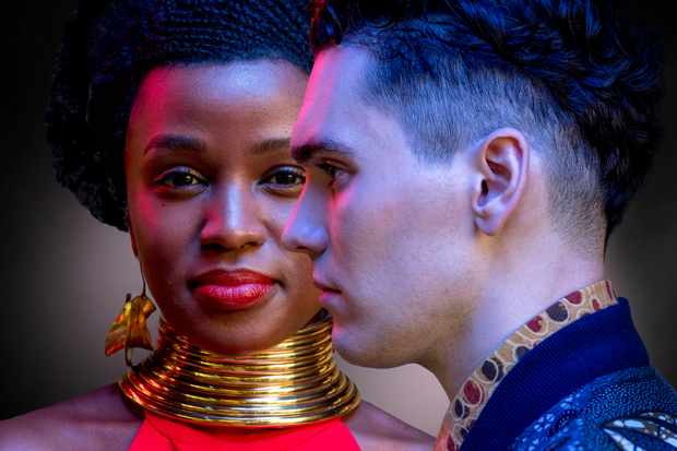 WARNING: Embargoed for publication until 00:00:01 on 25/02/2020 - Programme Name: Noughts & Crosses - TX: n/a - Episode: n/a (No. n/a) - Picture Shows:  Sephy Hadley (MASALI BADUZA), Callum McGregor (JACK ROWAN) - (C) Mammoth Screen - Photographer: Ilze Kitshoff