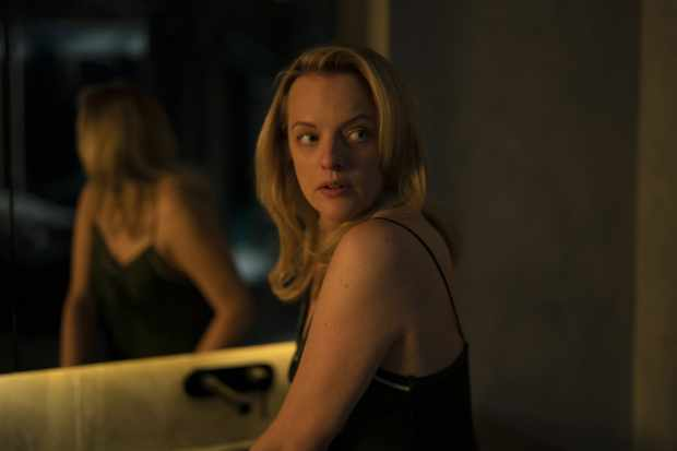 Elisabeth Moss in The Invisible Man (Universal)
