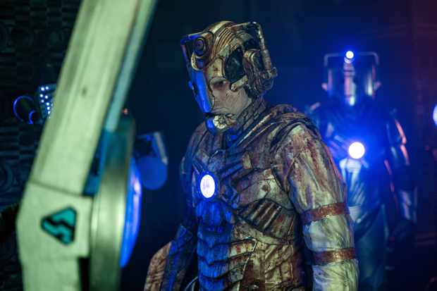 Patrick O'Kane as Ashad - Doctor Who _ Season 12, Episode 10 - Photo Credit: James Pardon/BBC Studios/BBC America