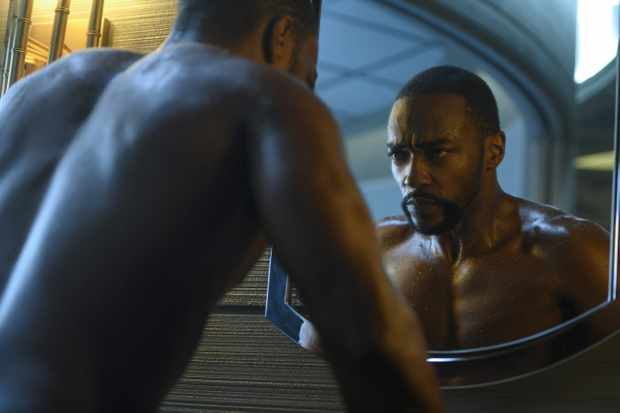 Altered Carbon season 2 - Anthony Mackie