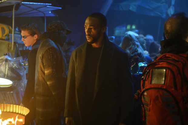 Altered Carbon Altered Carbon season 2 - Anthony Mackie