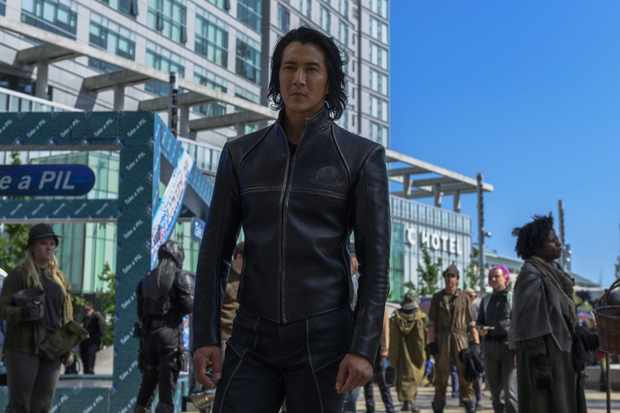 Altered Carbon season 2 (Will Yun Lee)