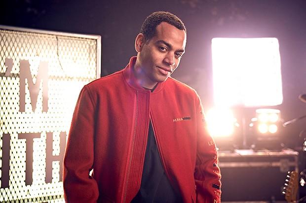 Ben Bailey Smith joue Richie Hansen dans The Split