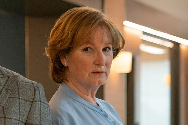 Deborah Findlay joue Ruth dans The Split