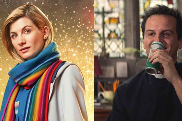 The Doctor and Fleabag's Hot Priest voted the top TV characters for a Valentine's date