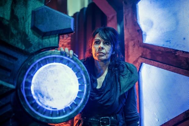 Julie Graham as Ravio - Doctor Who _ Season 12, Episode 9