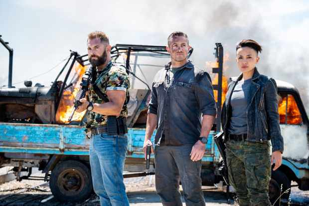When is Strike Back on TV in 2020? Season 8 air-date, cast for Sky One series