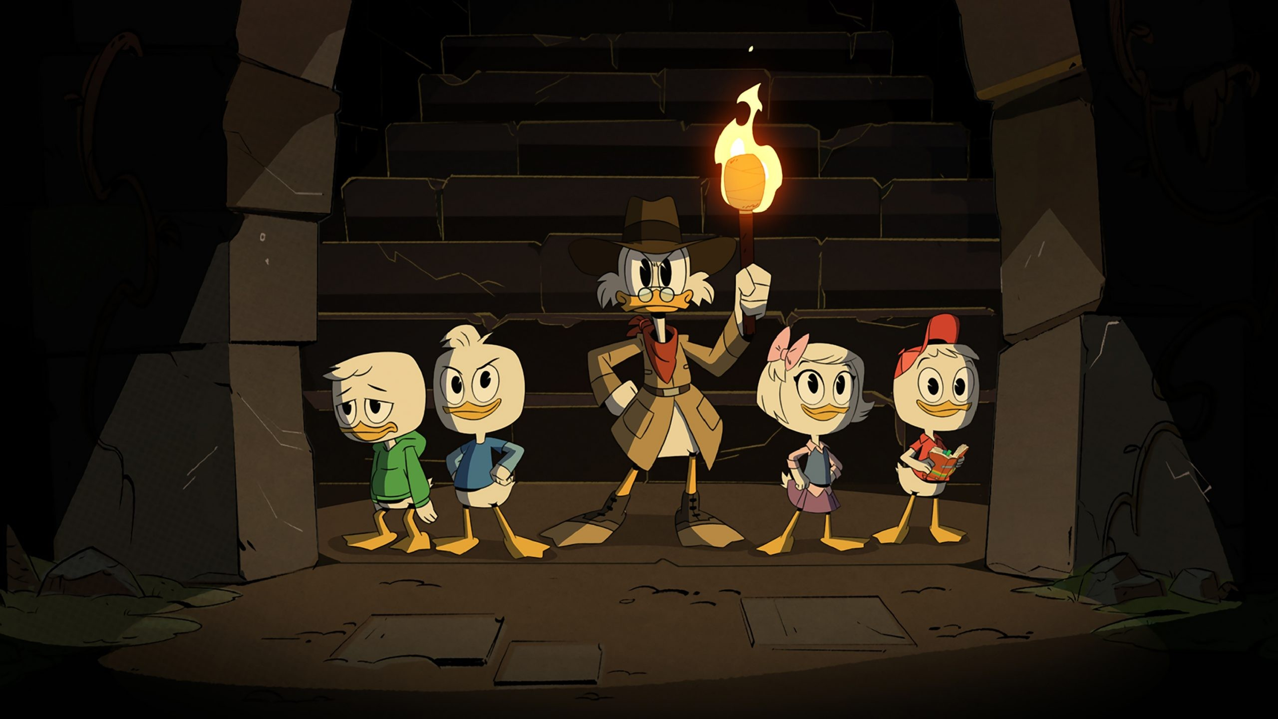 "Disney XD's ""Ducktales"" - Season Two"