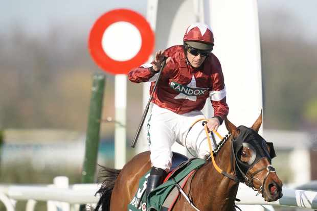 Grand National Tiger Roll