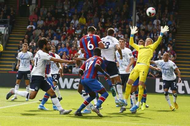 Crystal Palace Everton