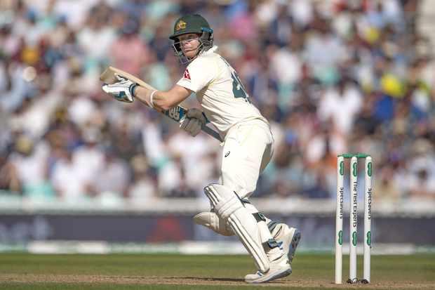 Steve Smith Australia The Test