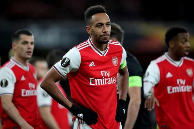 Arsenal Pierre-Emerick Aubameyang