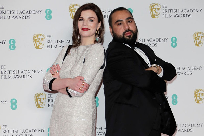 EE British Academy Film Awards 2020 - Winners Room