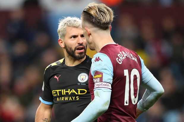 Aston Villa Man City