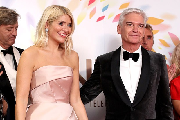 Holly Willoughby and Phillip Schofield (Getty Images)