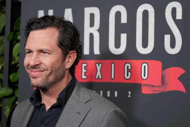 """LOS ANGELES, CALIFORNIA - FEBRUARY 06:  Eric Newman attends the """"Narcos: Mexico"""" Season 2 at Netflix Home Theater on February 06, 2020 in Los Angeles, California. (Photo by Jemal Countess/WireImage)"""