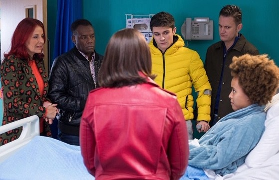David and Carrie Grant Hollyoaks