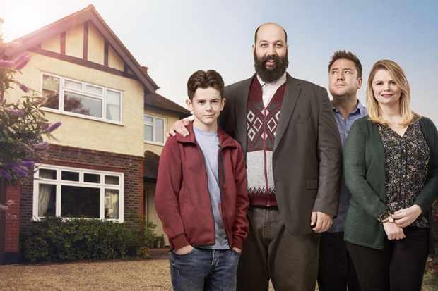 "Ben Stiller remake of Channel 4's Home is ""very true to the original"" says writer/star Rufus Jones"
