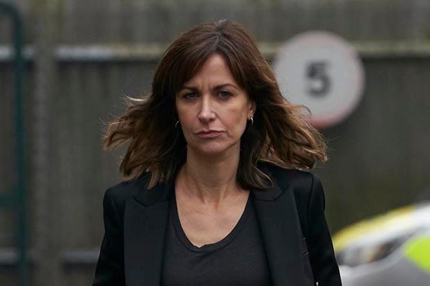 Katherine Kelly plays DI Karen Renton in Liar
