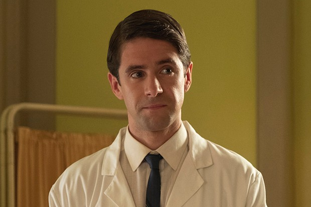 Lee Armstrong plays Dr Kevin McNulty in Call the Midwife
