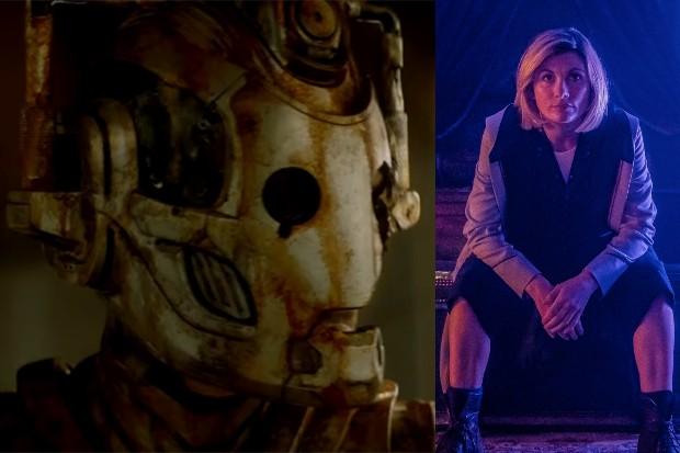 Doctor Who's Lone Cyberman revealed