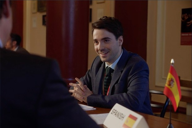 Marc Bosch incarne Matteo Lopez dans The Split