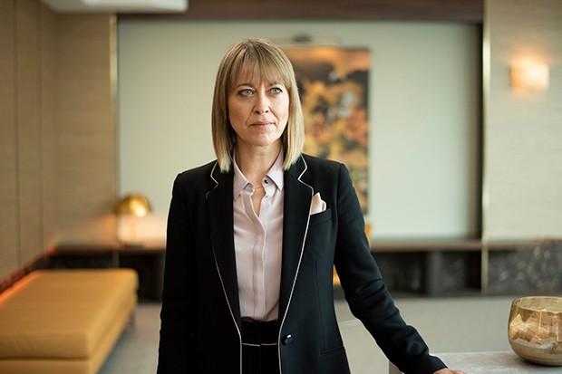 Nicola Walker plays Hannah Stern in The Split