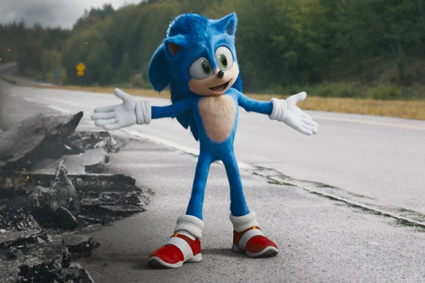 Sonic The Hedgehog Wins Highest Opening Weekend For Video Game