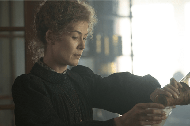 When is Marie Curie film Radioactive out in cinemas? Who's in it and is it a true story?