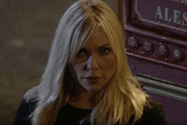 eastenders ronnie mitchell 2010