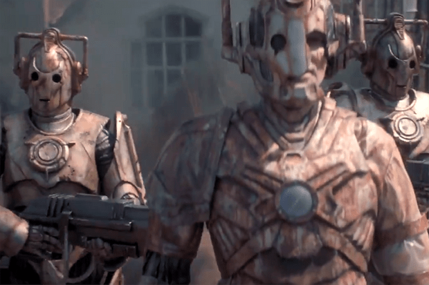 Cybermen in Ascension of the Cybermen (BBC)