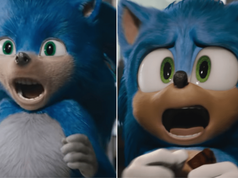 Why Was Sonic The Hedgehog S Original Movie Design Changed