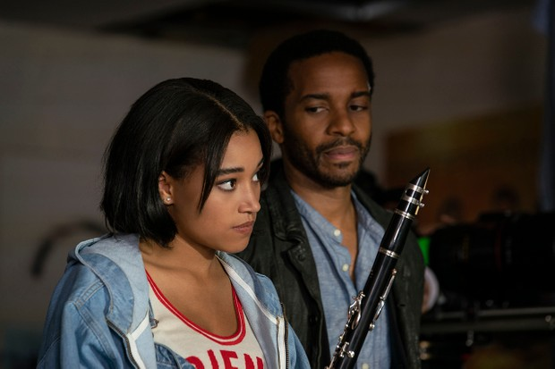 The Eddy Netflix starring Andre Holland