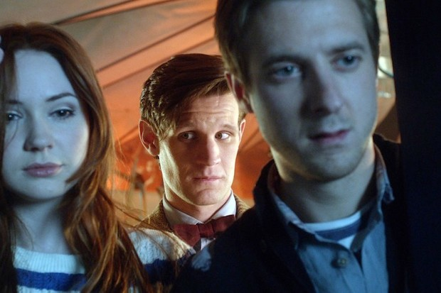 Doctor Who - Amy, Rory