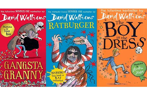 Best David Walliams Books